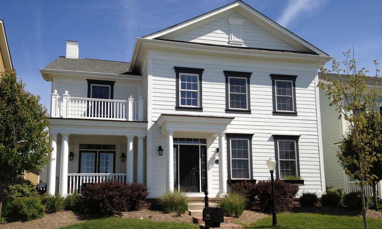 Ver fachadas de casas fachadas de casas estilos de - Fotos de casas de madera ...