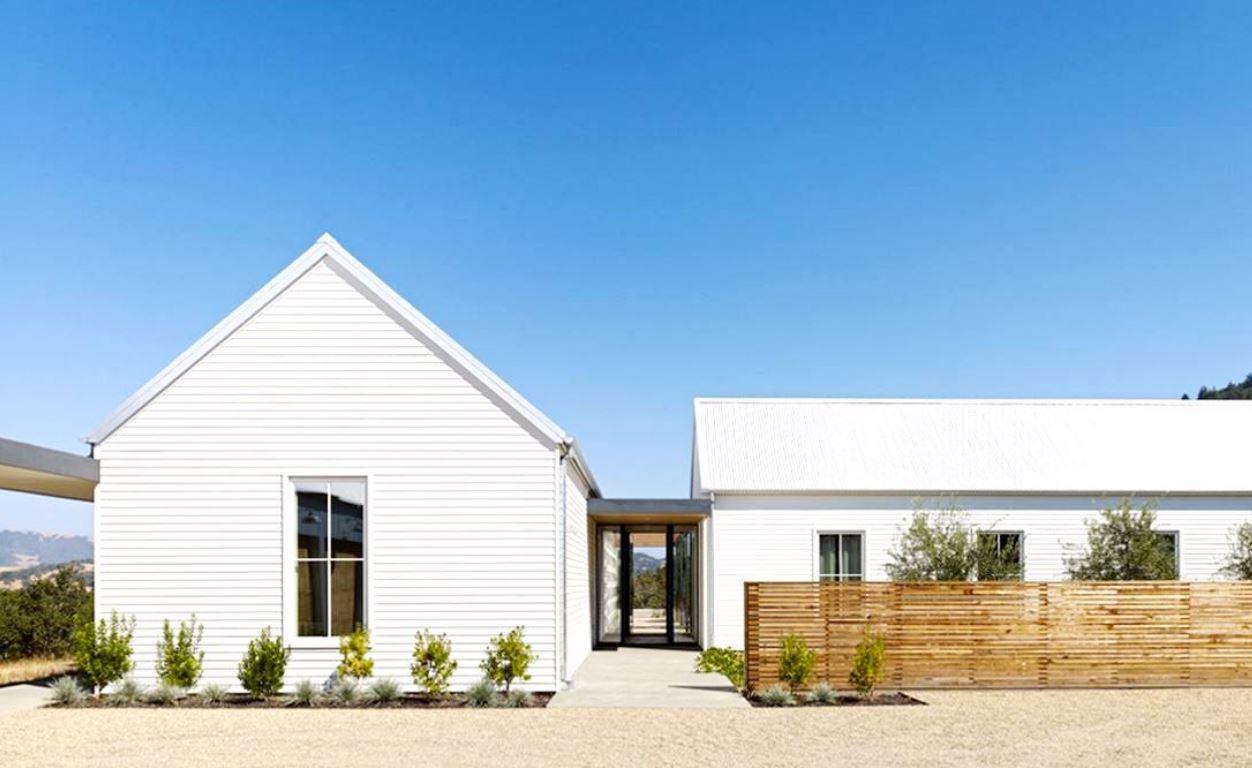 Ver fachadas de casas fachadas de casas estilos de - Fotos de la casa blanca por fuera ...