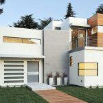 Blancas con madera – 10 Hermosos diseños