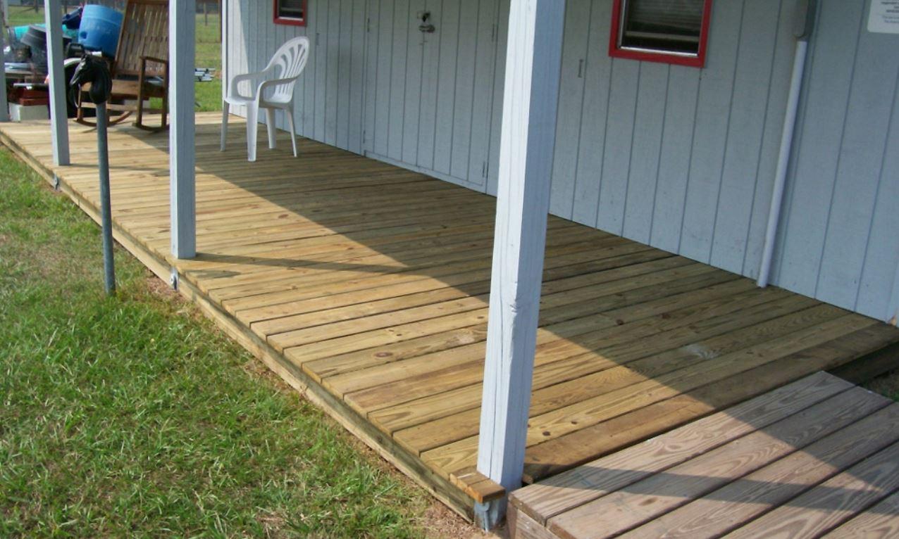 Tipos de pisos para porches for Pisos para porches
