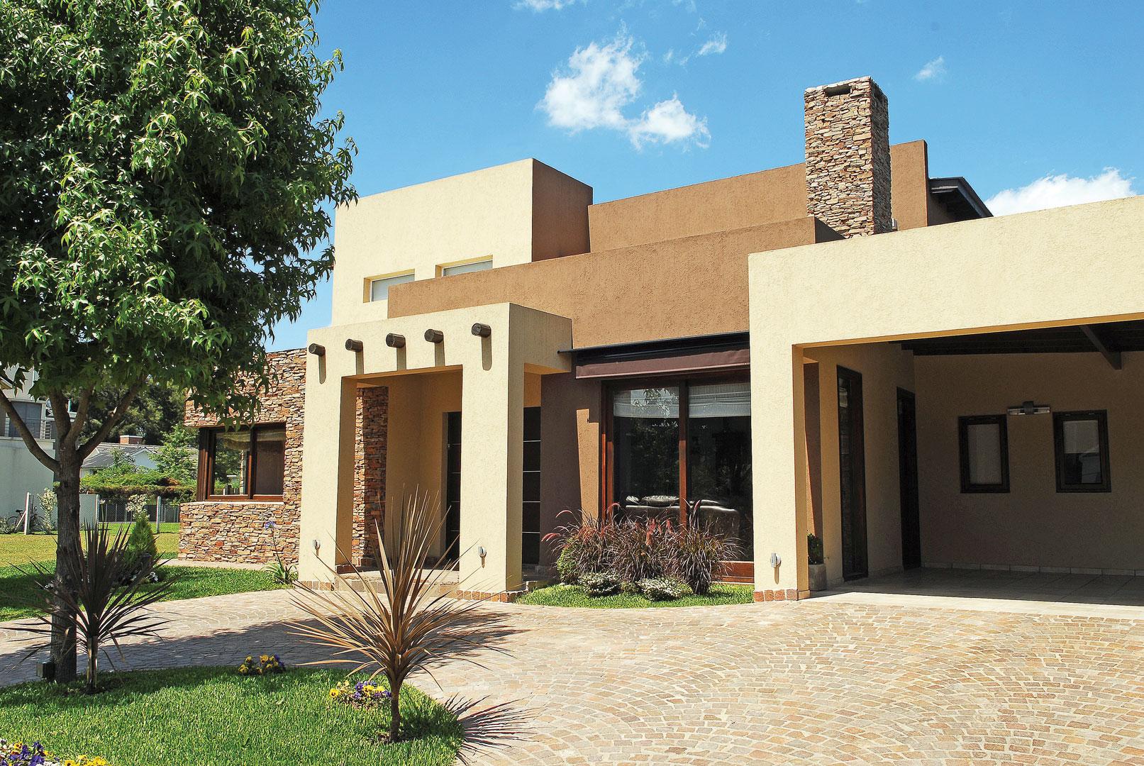 Fachadas de casas for Casas modernas rusticas