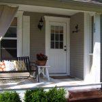 20 Ideas de decoración para porches