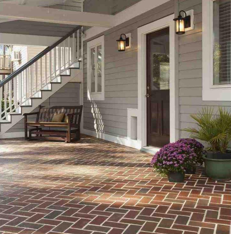 Tipos de pisos para porches for Tipos de pisos para exteriores