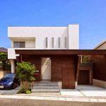 Casas modernas con cochera