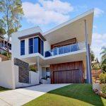 Fachadas de balcones y terrazas