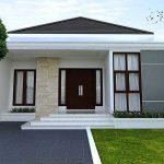12 Fachadas de casas sencillas