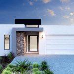 15 Fachadas de casas modernas de una planta