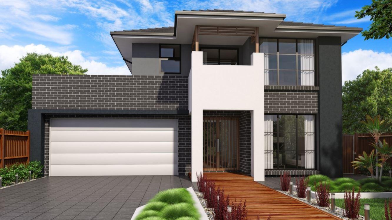 10 dise os de casas con jard n delantero simple y moderno for Jardines para el frente de mi casa