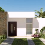 10 Fachadas de casas blancas y modernas