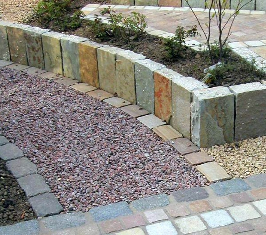 10 Ideas Para Decorar Patios Con Piedras Naturales