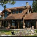 Fachadas casas rusticas
