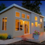 Hermosas fachadas de casas minimalistas modernas