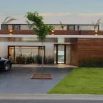 Diseños de cocheras abiertas para casas