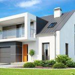 Fotos de casas con techo de chapa trapezoidal