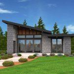 Fachadas de piedra para casas pequeñas