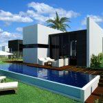 Fachadas con formas geométricas – 20 diseños que tienes que ver