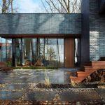 15 Fachadas de casas con cristal