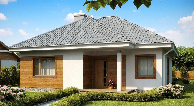 Fachadas de casas de 1 piso for Fachadas modernas de una planta