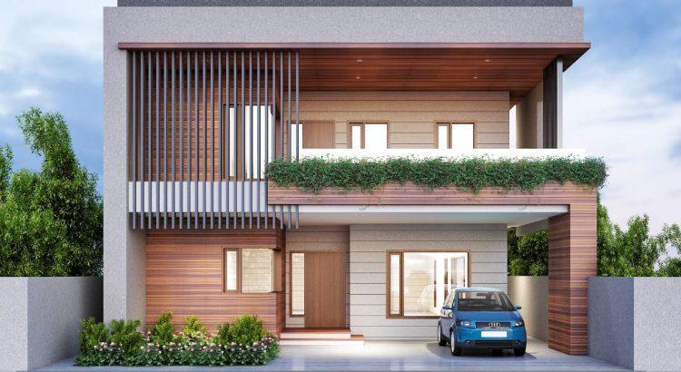 Fachadas de casas for Disenos de fachadas de casas de dos pisos